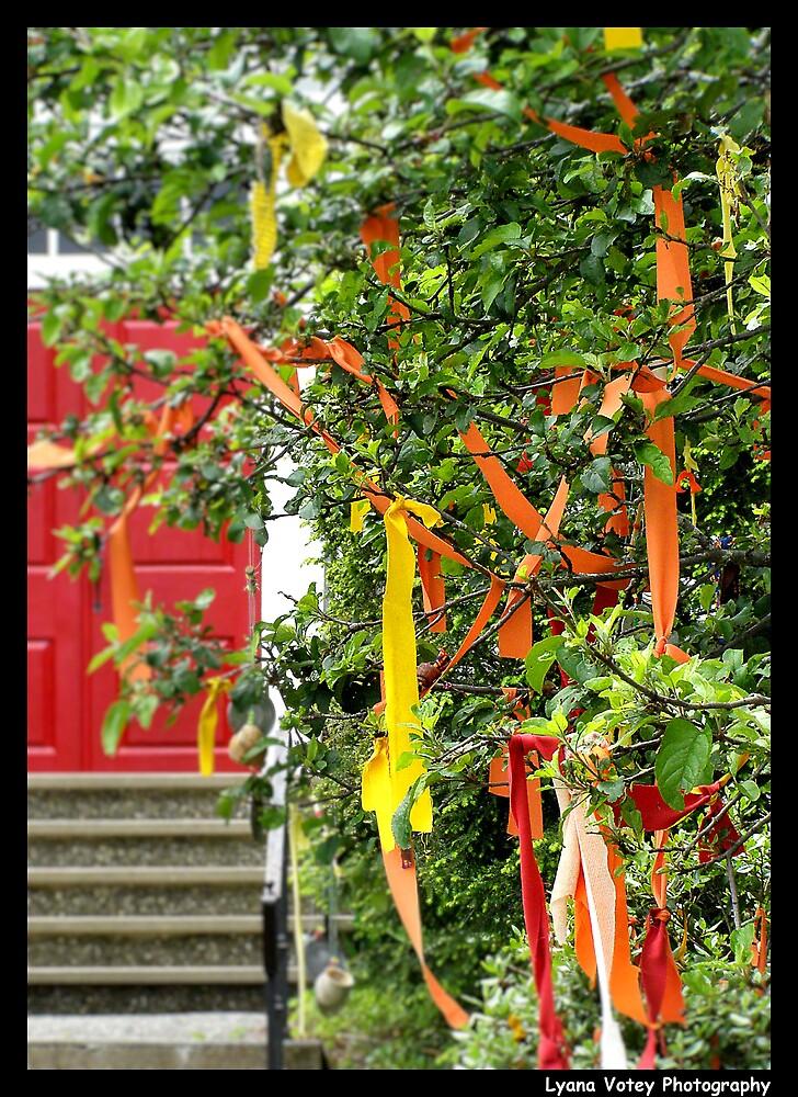Ribbon Tree by Lyana Lynn