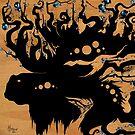 Blueberry Moose by SmudgeMonkey
