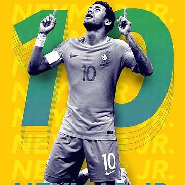 Neymar by johnsalonika84