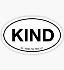 Kind Sticker