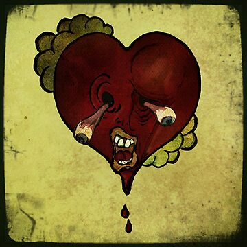 Beaten Heart by boxspring