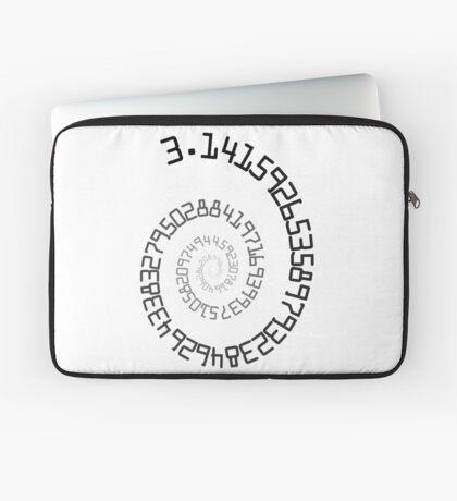 PI Spiral 004 Sticker Laptop Sleeve