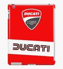 Ducati Corse Logo iPad Case/Skin