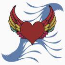 Wings of Love by Arvind  Rau