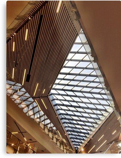 Store Ceiling by Michael McGimpsey