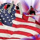 All American Snowboarder by Judson Joyce
