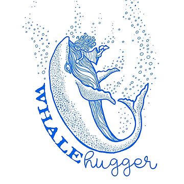 Whale Hugger - Save the Whales by jitterfly