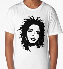 Lauryn Hill Long T-Shirt