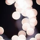 Christmas Bokeh by Queen Photography