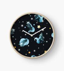 Cosmic Wolf Clock