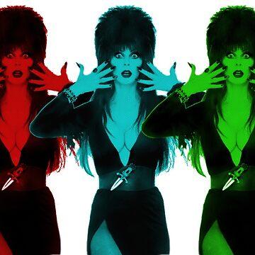 Elvira Mistress of the Dark by nofunatall