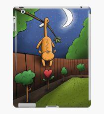 Possum Stealing Heart iPad Case/Skin