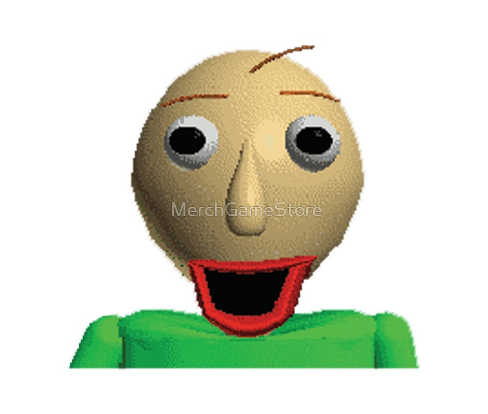 happy baldi in baldi s basics in education and learning by