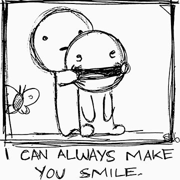 I Can Always Make You Smile. by philipdearest