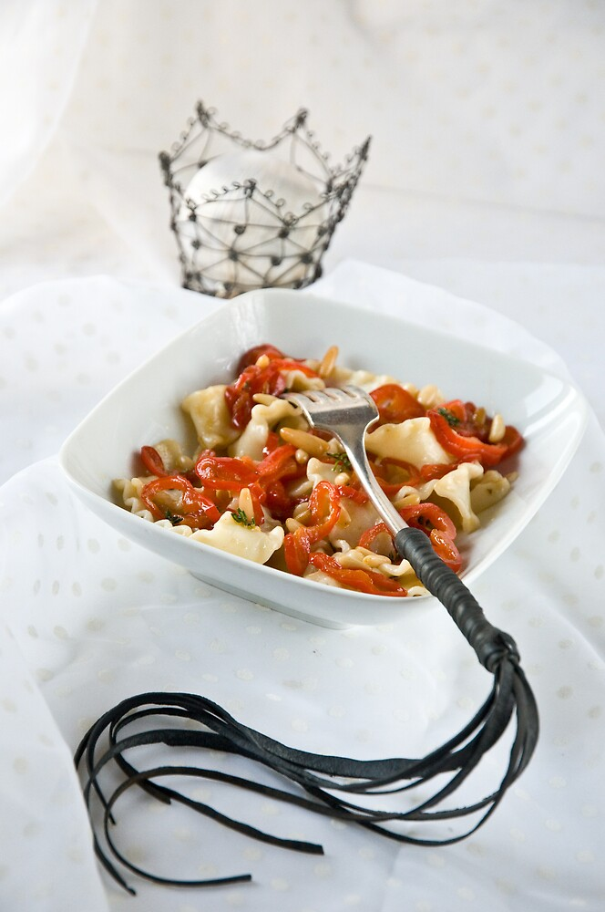 Pasta with a sting by Ilva Beretta