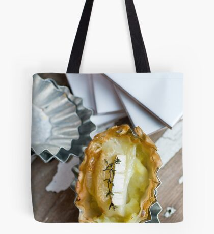 Leek and potato Tote Bag