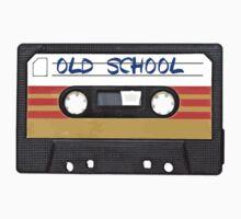 Old school music Kids Tee