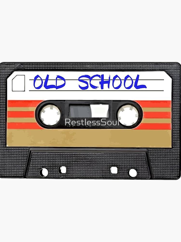 Musica de la vieja escuela de RestlessSoul