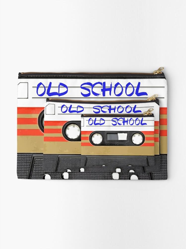 Vista alternativa de Bolsos de mano Musica de la vieja escuela