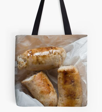 Sausages Tote Bag