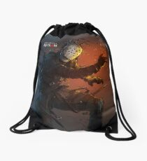 Mantis Drawstring Bag
