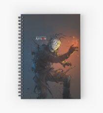 Mantis Spiral Notebook
