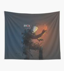 Mantis Wall Tapestry