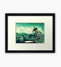 Iconolatry Framed Print