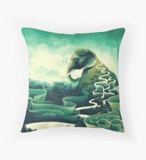 Iconolatry Throw Pillow