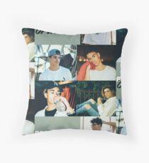 prettymuch  Throw Pillow