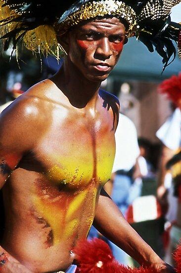 Carnival Man by dcdigital
