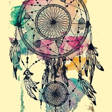 Poetry of a dream catcher by MattDC