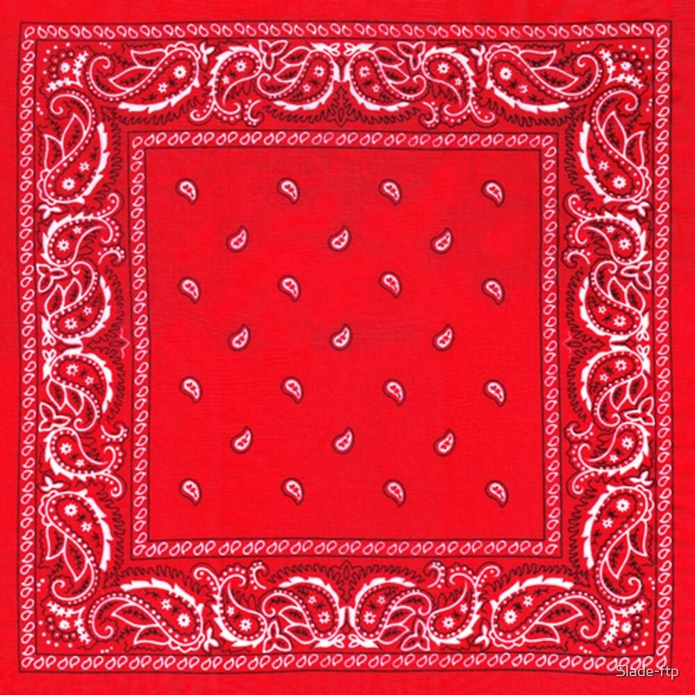 on sale c86ec a1ec3 Red Bandana