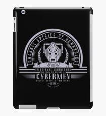 CYBERMEN iPad Case/Skin