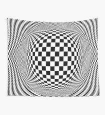 Optical Illusion, visual illusion, #OpticalIllusion, #visualillusion, #Optical, #Illusion, #visual Wall Tapestry