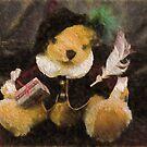 The Bard (Bear) by CreativeEm