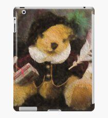The Bard (Bear) iPad Case/Skin