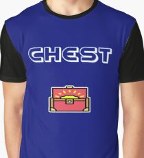 Chest Funny, Cool and Sarcastic  Graphic T-Shirt