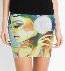 Color Symphony Mini Skirt
