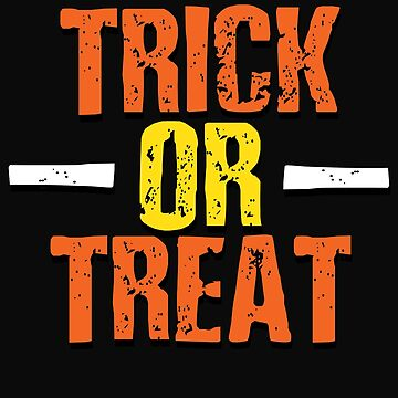 trick or treating by BuShirts