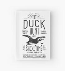 DUCK HUNT Hardcover Journal