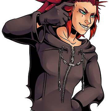 Axel by EmiDeClam