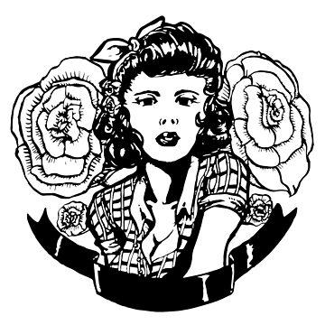 Rockabilly by BuShirts