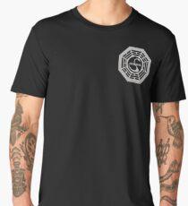 Dharma Initiative Patch Men's Premium T-Shirt