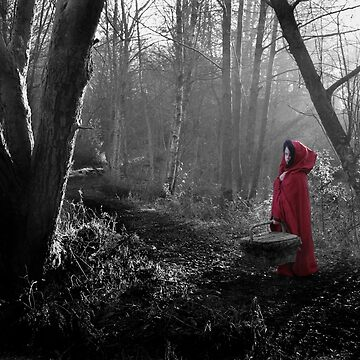 Little Red Riding Hood by purpleelephant
