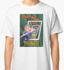 Stayf Draws Art Deco Poster Classic T-Shirt