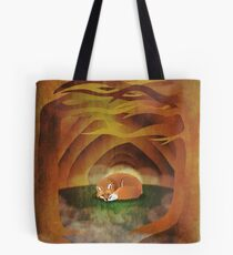 Deep in the Woods Tote Bag