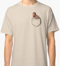 Risitas in a pocket Classic T-Shirt