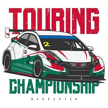Civic Touring Championship by OlegMarkaryan
