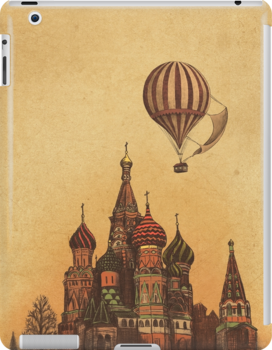 Moving to Moscow  by Terry  Fan